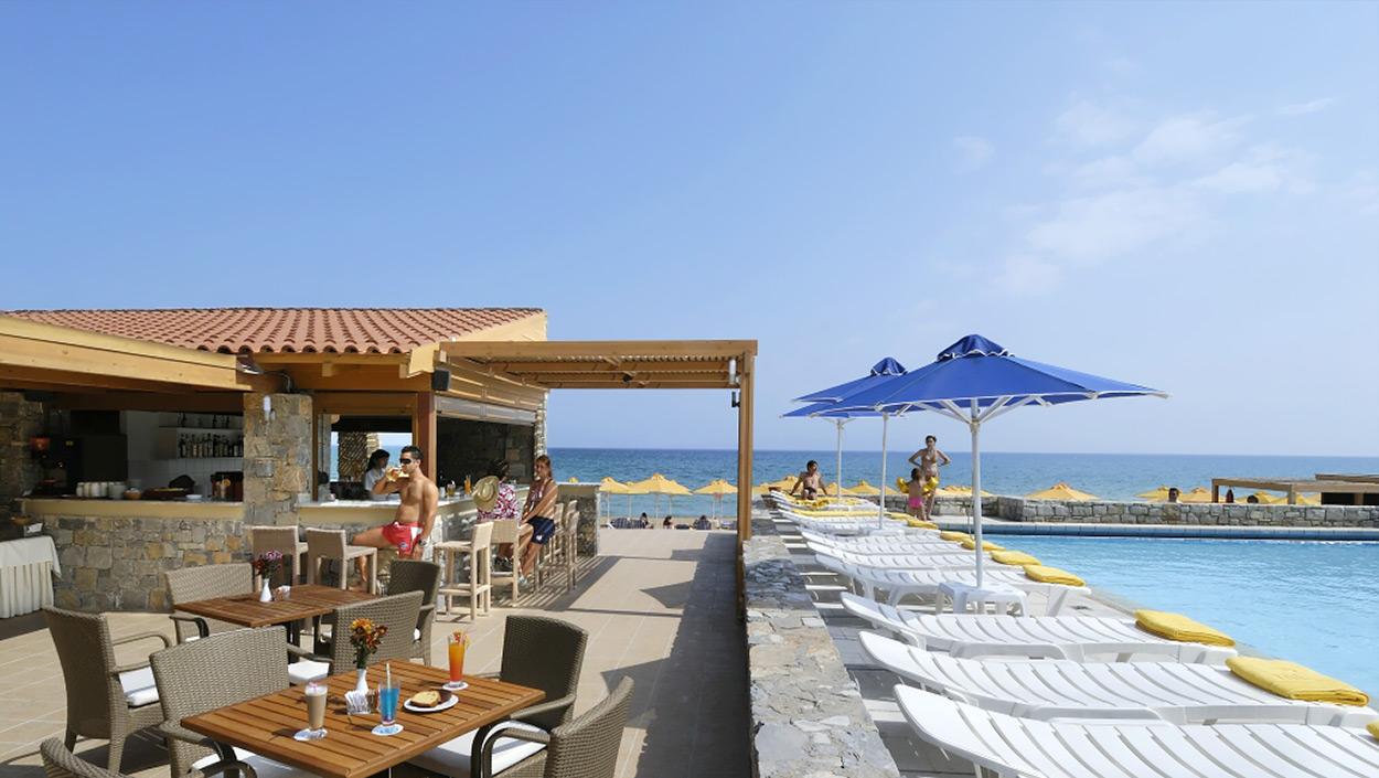 Crete hotel facilities aks minoa palace for Design hotel crete