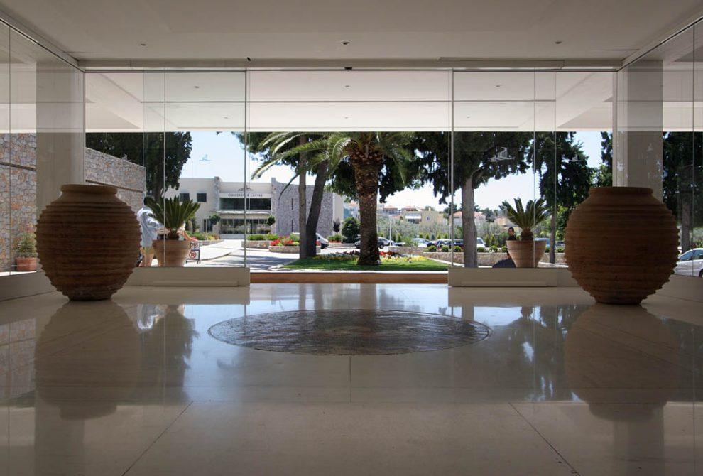 AKS Porto Heli Hotel Lobby