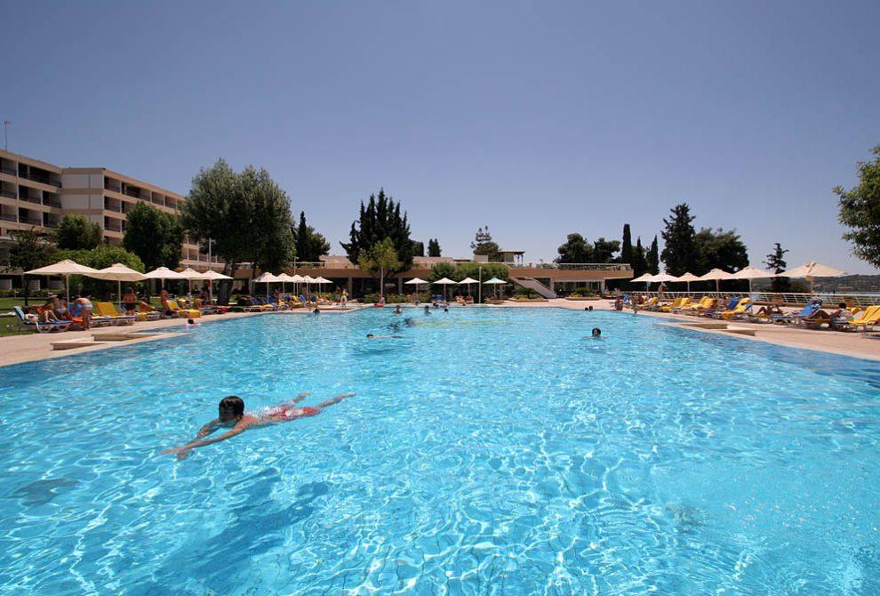 AKS Porto Heli Hotel Pool