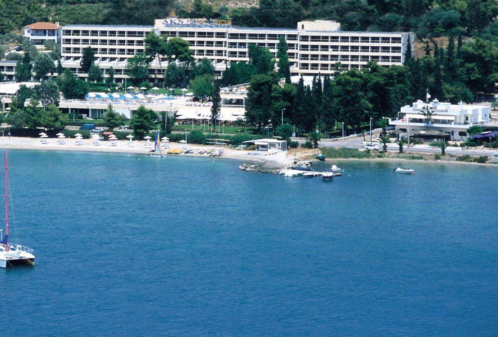 AKS Porto Heli Hotel The Hotel