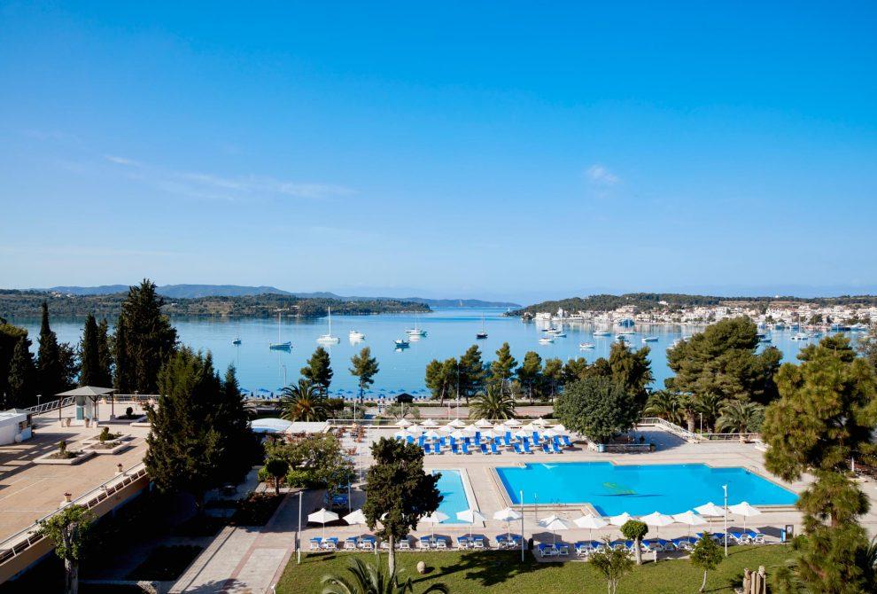 AKS Porto Heli Hotel Unlimited Sea View