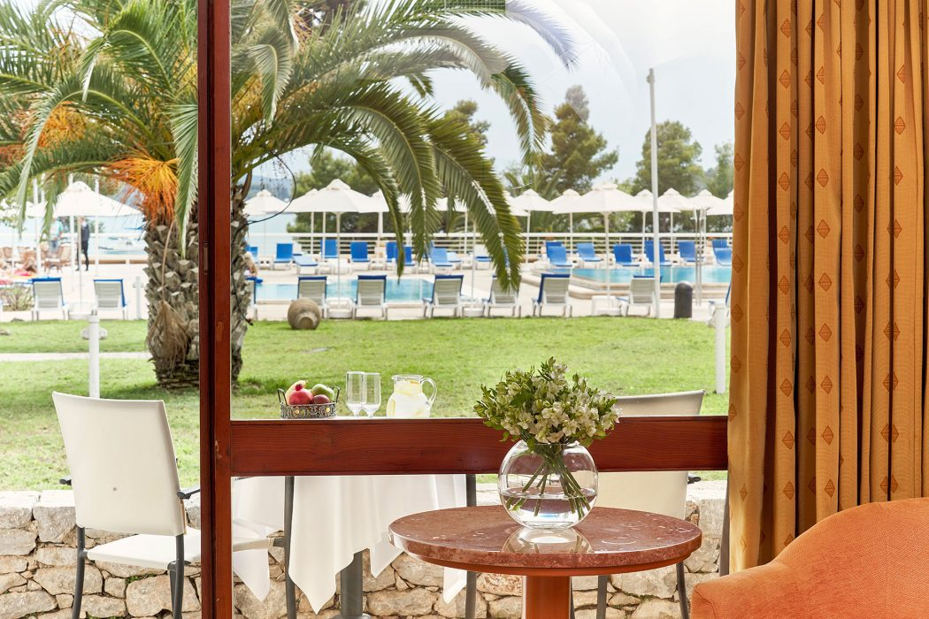 AKS Porto Heli Hotel Standard Double Room with Garden View