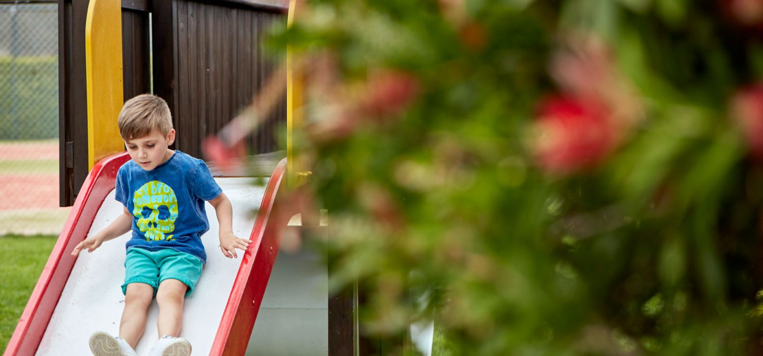 KIDS At AKS Porto Heli, you will find carefully designed daily activities for young guests of all ages.