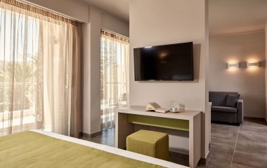 Standard Τρίκλινο δωμάτιο