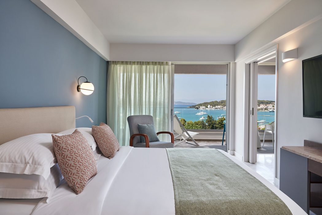 AKS Porto Heli Hotel Superior Suite Unlimited Sea View