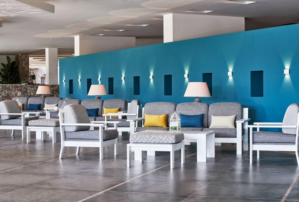 AKS Porto Heli Hotel Lobby Bar Breeze