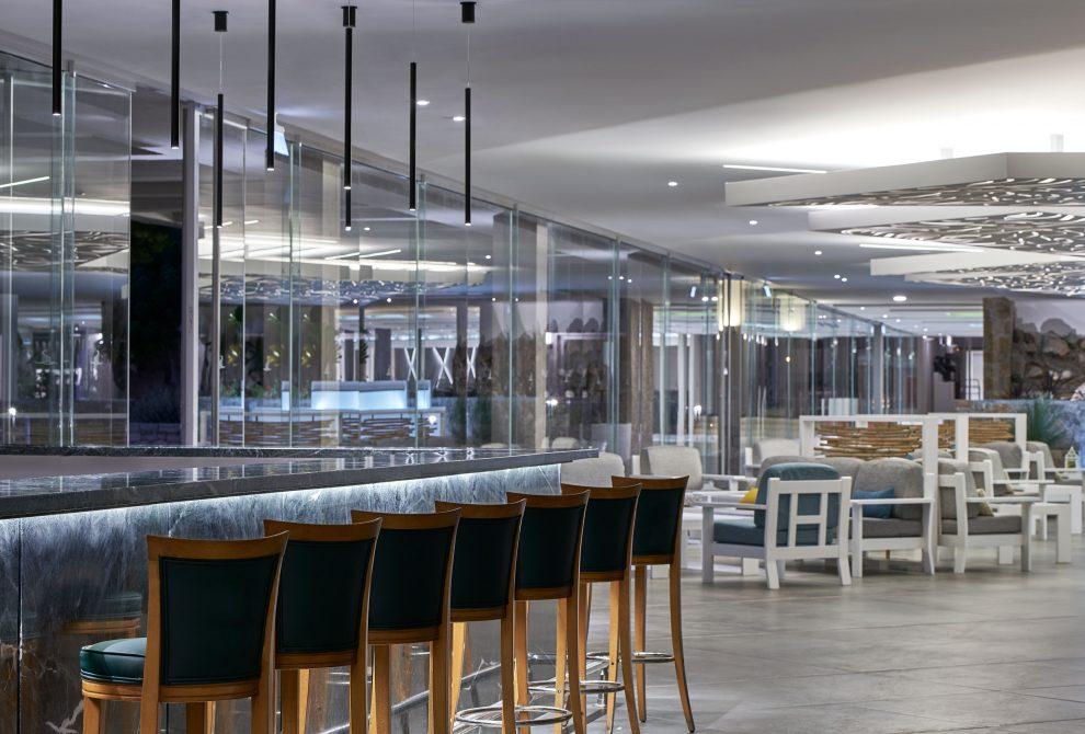 AKS Porto Heli Hotel Lobby Bar Breez