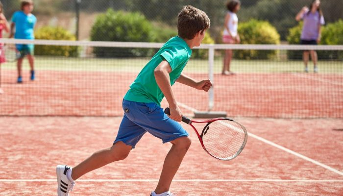 Tennis in Greece travels to AKS Hinitsa Bay!