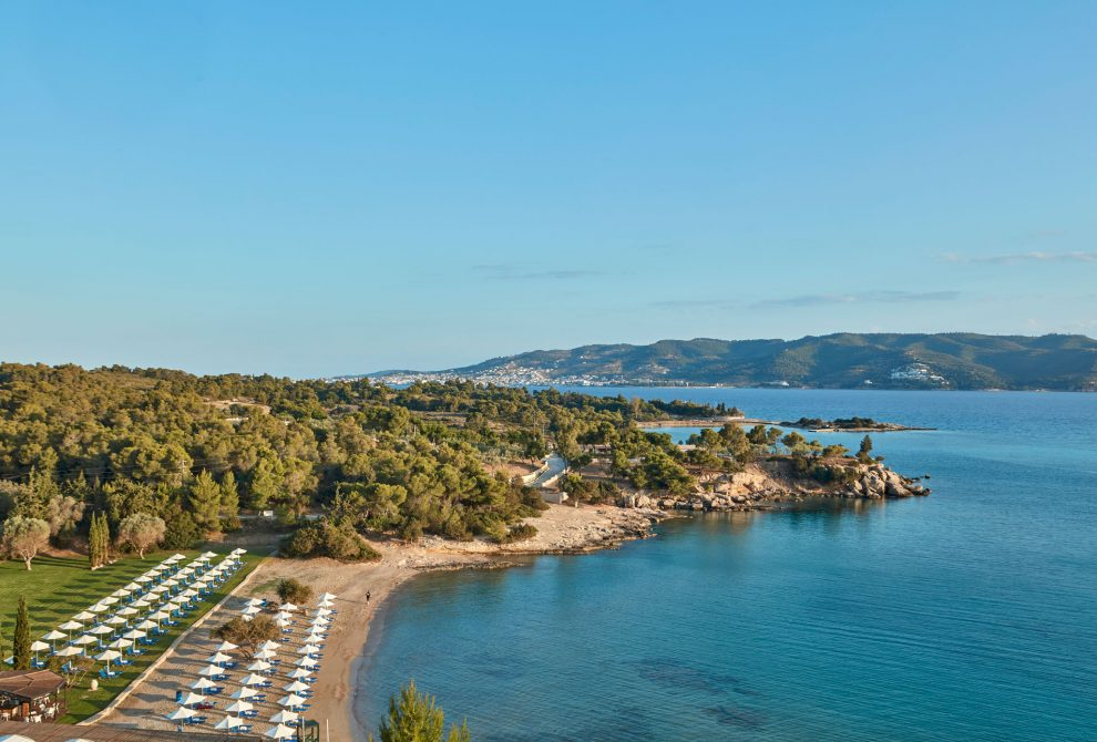 AKS Hinitsa Bay Hotel Παραλία