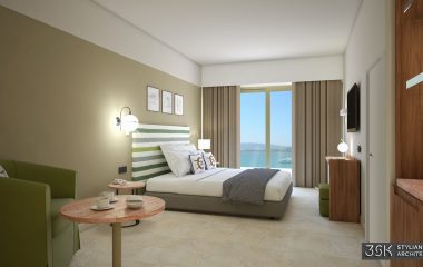 Two Bedroom Family Sea View