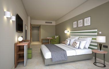 Superior Δωμάτιο με θέα κήπο