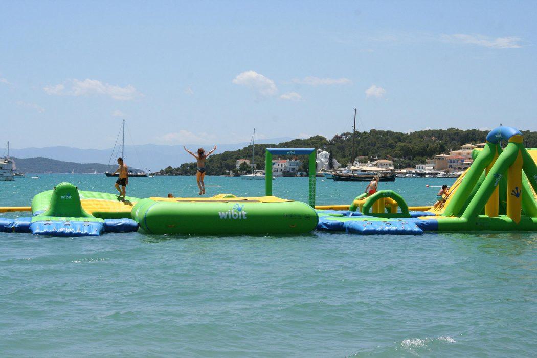 AKS Porto Heli Hotel Θαλάσσια Παιδική Χαρά