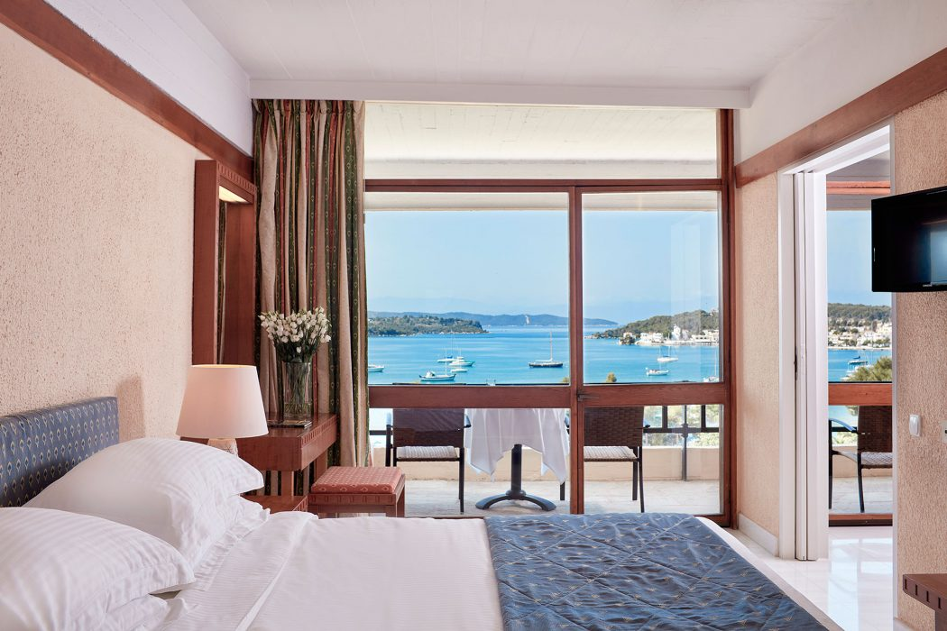 AKS Porto Heli Hotel Junior suites