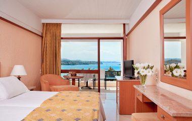 Standard δωμάτιο με θέα θάλασσα