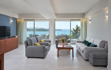 The Grand Suite Unlimited Sea View