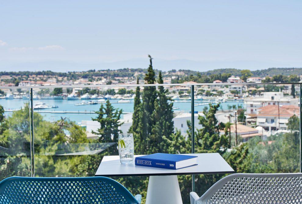 AKS Porto Heli Hotel The Grand Suite Unlimited Sea View