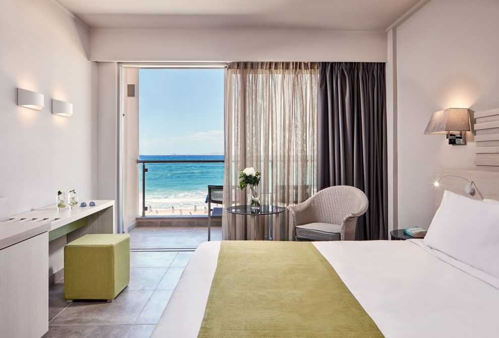 lti AKS Minoa Palace Hotel Standard double room with sea view