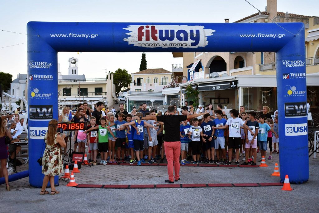 Tα AKS Ηotels χορηγός στο Porto Heli Summer Night Run 2