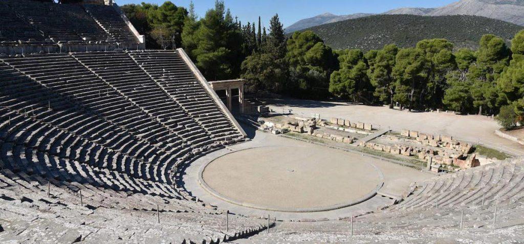 Το Αρχαίο Θέατρο Ασκληπιείου Επιδαύρου μας θεραπεύει ακόμα