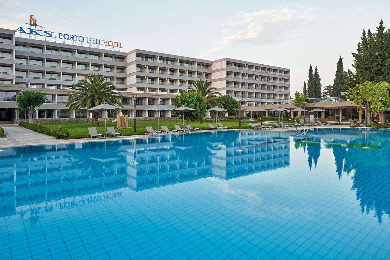 Special offer. Meet  the fully renovated  AKS Porto Heli