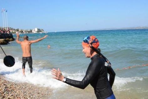 Λάμψη από Χόλιγουντ στις Σπέτσες και το Spetses Mini Marathon